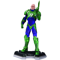 Superman - Lex Luthor DC Icons 10 Inch Statue