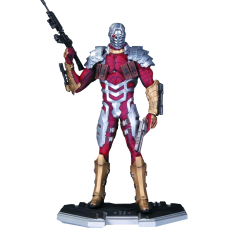 New Suicide Squad - DC Icons Deadshot 12 Inch Statue