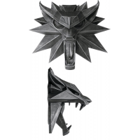 The Witcher 3: Wild Hunt - Wolf Wall Sculpture