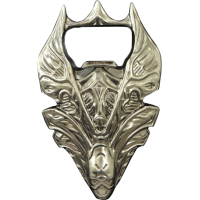 Aliens - Alien Queen Metal Bottle Opener