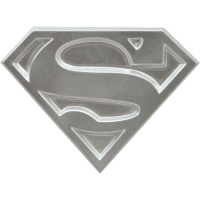 Superman: The Animated Series - Superman Logo Metal Bottle Opener