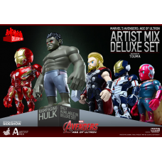 Avengers 2: Age of Ultron - Artist Mix Hot Toys Figures (Deluxe Box Set of 5)