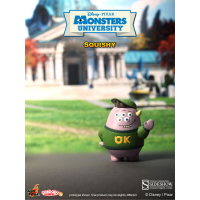 Monsters University - Squishy Cosbaby 3 Inch Hot Toys Figure