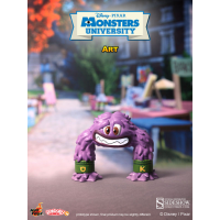 Monsters Inc. - Monsters University - Art Cosbaby 3 Inch Hot Toys Figure