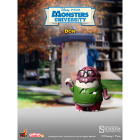 Monsters Inc. - Monsters University - Don Cosbaby 3 Inch Hot Toys Figure