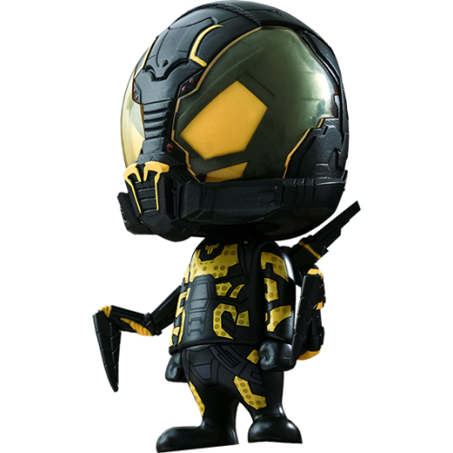 Ant-Man - Yellowjacket 3.75 Inch Cosbaby Hot Toys Vinyl Figure