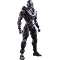 Halo 5: Guardians - Spartan Locke Play Arts Kai Action Figure