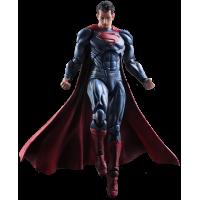 Batman vs Superman: Dawn of Justice - Superman Play Arts Kai 10 Inch Action Figure