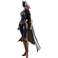 Batman: Arkham Knight - Batgirl Play Arts Kai 10 Inch Action Figure