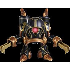 Final Fantasy - Magitek Armour Static Arts 5 Inch Mini Figure