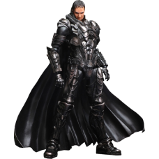 Superman - Man of Steel - General Zod Play Arts Kai Action Figure