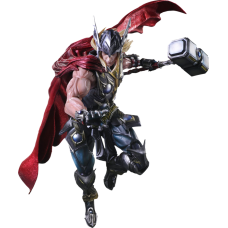 Thor - Thor Variant Play Arts Kai 11 Inch Action Figure