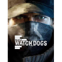 Watch Dogs - The Art of Watch Dogs HC (Hardcover Book)