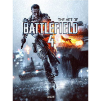 Battlefield 4 - The Art of Battlefield 4 HC (Hardcover Book)