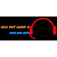 GKA KEYS CARD 2
