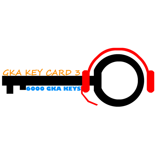 GKA KEYS CARD 3