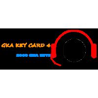 GKA KEYS CARD 4