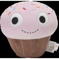 Yummy - Cupcake Pink 4.5 inch Plush
