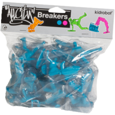 All City Breakers - 2 Vinyl Electric Blue 20 Pack