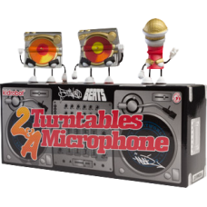 Bent World - Beats 2 Turntables and Microphone 3-Pack Boxed Set