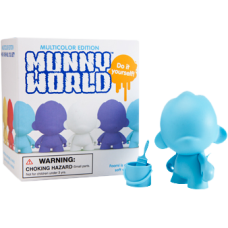 Munnyworld - 2 Inch DIY Micro Foomi Vinyl