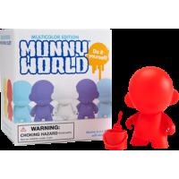 Munnyworld - 2 inch DIY Micro Munny Vinyl