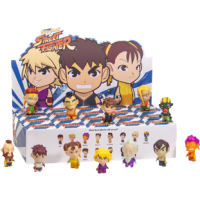 Street Fighter - Mini Series 2 3 Inch Vinyl Figures Blindbox