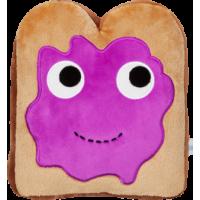 Yummy - Breakfast Toast 10 Inch Plush