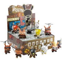 Dunny - Post Apocalypse Series 3 Vinyl Blind Box Display (16 units)