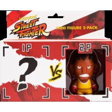 Street Fighter - Balrog 3 Inch Vinyl Figure 2-Pack