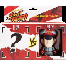 Street Fighter - M. Bison 3 Inch Vinyl Figure 2-Pack