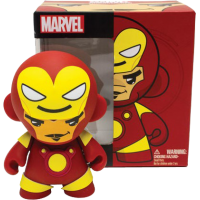 Munnyworld - 7 inch Marvel Munny Iron Man DIY Vinyl