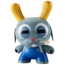 Dunny - 8 inch Buck Weathers by Amanda Visell